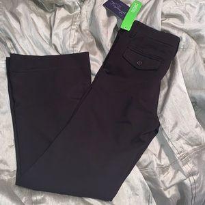 NYDJ Stretch Knit Pants Flare Leg